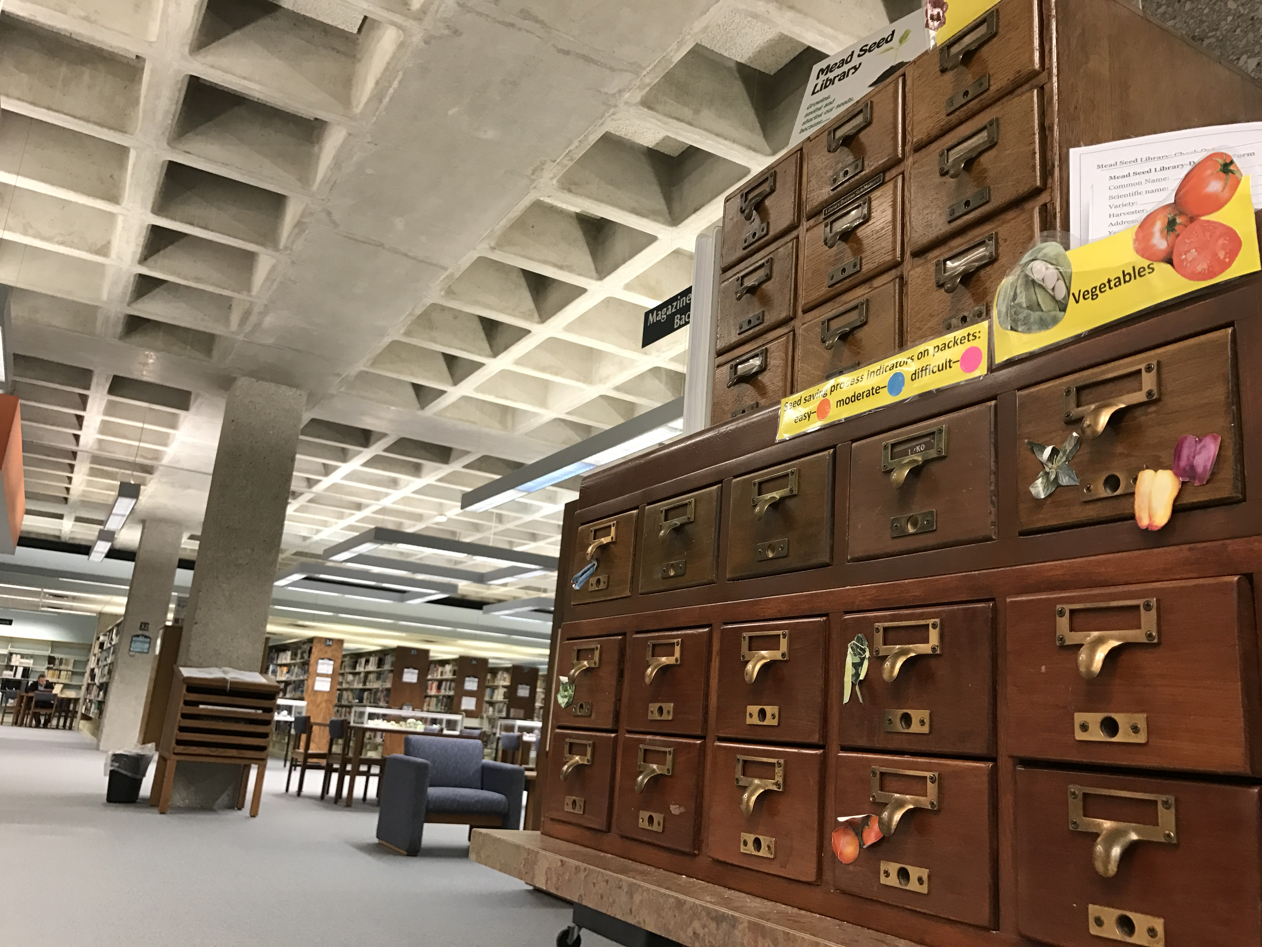 Mead Seed Library
