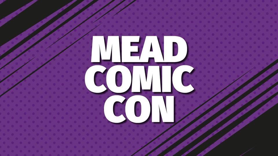 Mead Comic Con banner