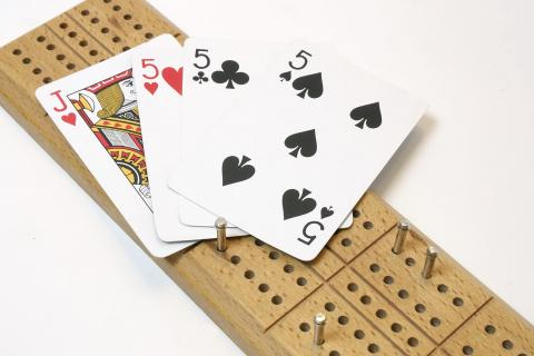 Mead Public Library Annual Cribbage Tournament | Mead Public Library